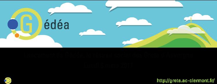 Activation de l'adresse web de Gédéa